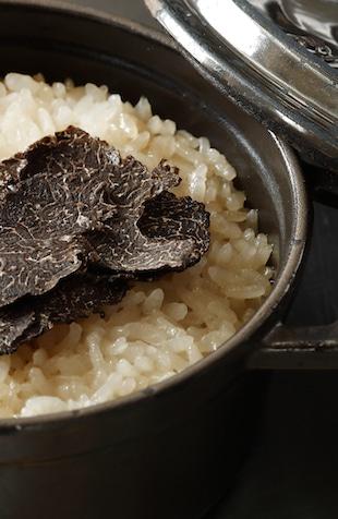 Palace Hotel Tokyo GOs Christmas 2018 Truffle Rice T2
