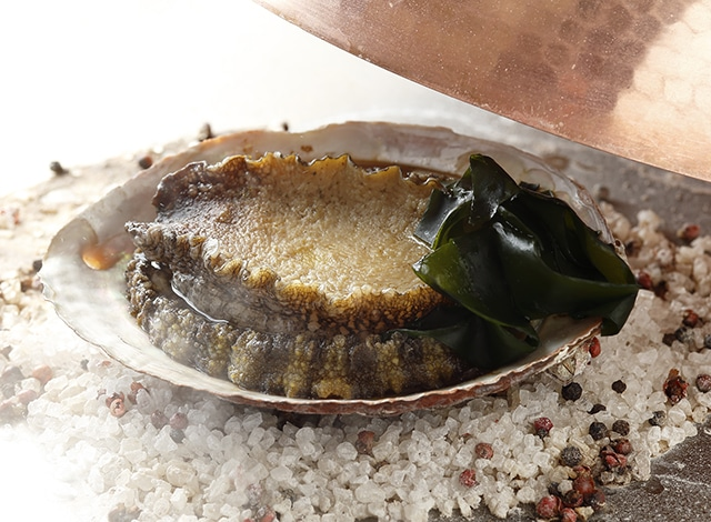 Palace Hotel Tokyo Go Summer 2019 Steamed Abalone H2