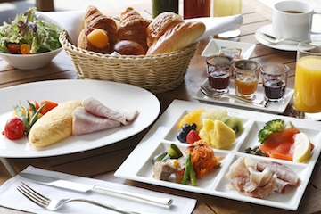 Palace Hotel Tokyo – Grand Kitchen Breakfast – Luxury Marunouchi accommodation