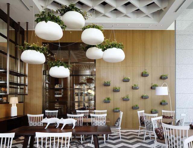 Palace Hotel - Grand Kitchen Tokyo - Garden Room - I - H2