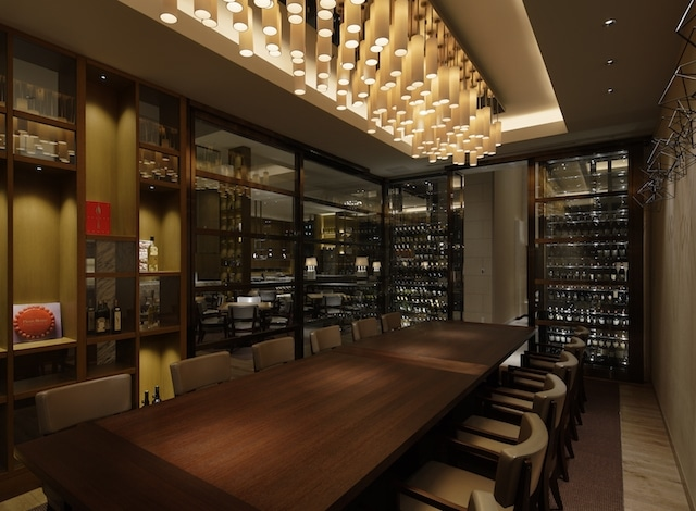 Palace Hotel Tokyo – Grand Kitchen – Private Room – H2