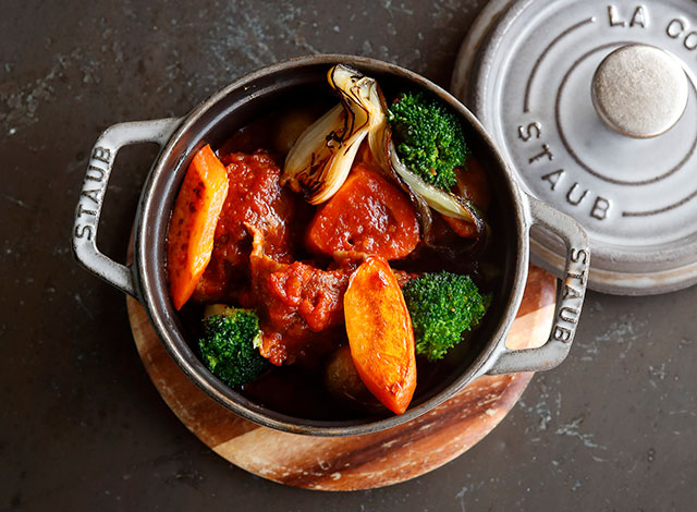 Palace Hotel Tokyo Grand Kitchen Summer 2020 Osso buco H2