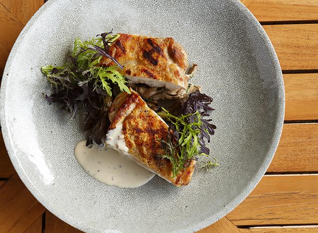 Palace Hotel Tokyo Grand Kitchen Summer 2021 Grilled Daisen Chicken Leg H2