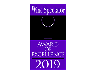 Palace Hotel Tokyo Grand Kitchen Wine Spectator Award of Excellence 2019 Logo II HT2