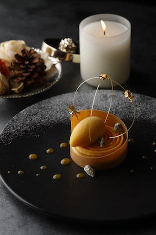 Palace Hotel Tokyo Grand Kitchens Christmas 2018 Dessert T2