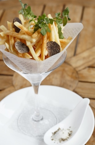 Palace Hotel Tokyo- Grand Kitchen's Truffle Fries – T2