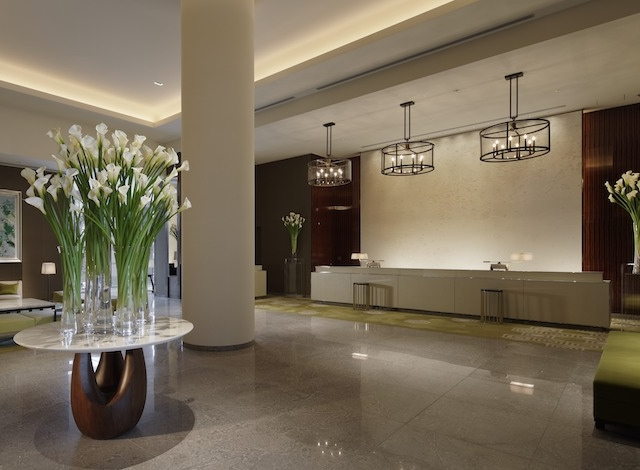 Palace Hotel Tokyo Guest Reception Lobby H2