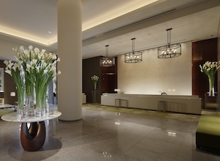 Palace Hotel Tokyo – Guest Reception Lobby – HT2