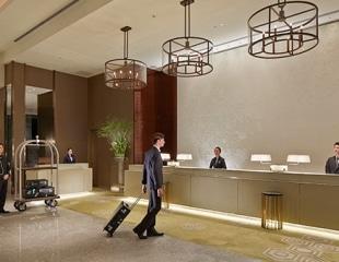Palace Hotel Tokyo H Lobby Model