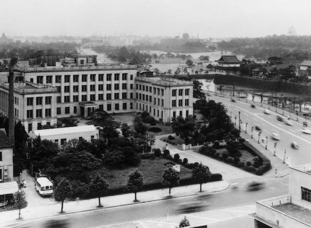Palace Hotel Tokyo – History – Hotel Teito – H2
