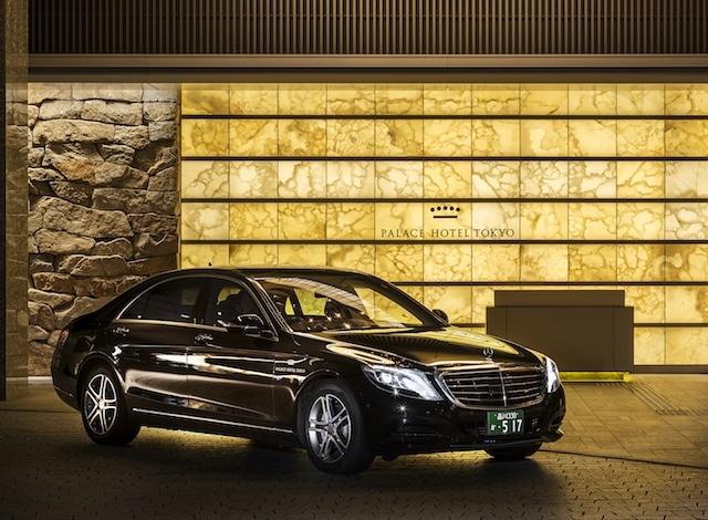 Palace Hotel Tokyo – Hotel Car – I – H2