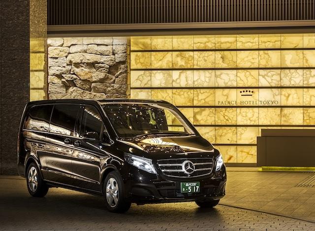 Palace Hotel Tokyo – Hotel Car – II – H2