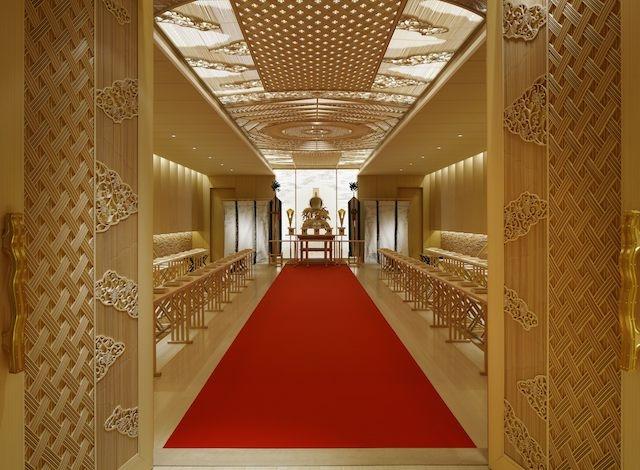Palace Hotel Tokyo Japanese Shinto Shrine I H2