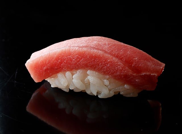 Palace Hotel Tokyo Kanesaka Spring 2020 Tuna Sushi H2