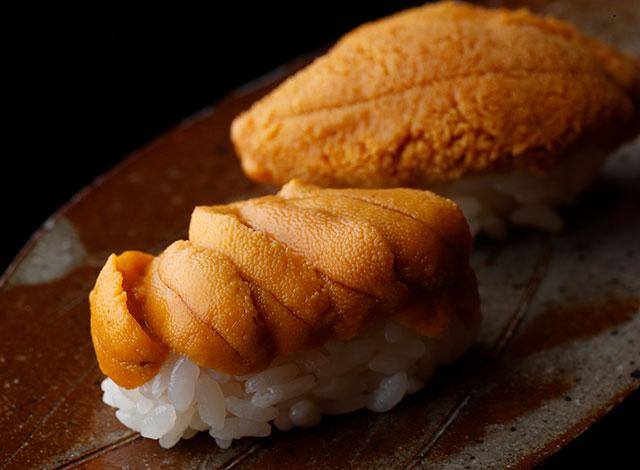 Palace Hotel Tokyo Kanesaka Summer 2020 Sea Urchin H2