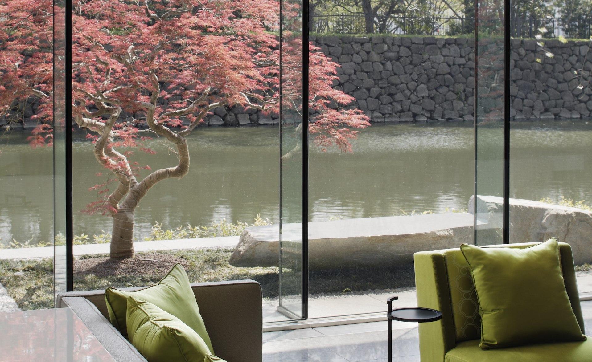 Palace Hotel Tokyo – Lobby – VI – F2