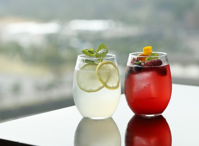 Palace Hotel Tokyo Lounge Bar Privé Spring 2019 Spring Punch Cocktails H2