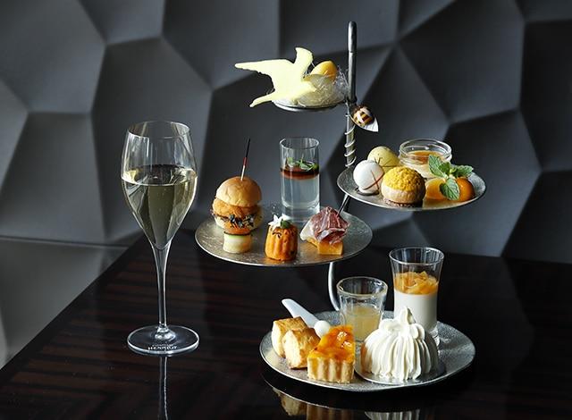 Palace Hotel Tokyo Lounge Bar Privé Summer 2019 Privé Afternoon Tea II H2