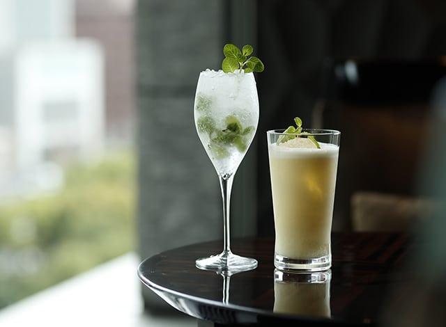 Palace Hotel Tokyo Lounge Bar Privé Summer 2019 Summer Cocktails H2
