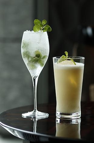 Palace Hotel Tokyo Lounge Bar Privé Summer 2019 Summer Cocktails T2