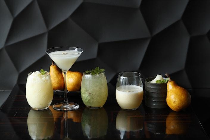 Palace Hotel Tokyo Lounge Bar Privés Winter 2018 Cocktails H2
