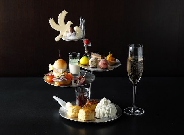 Palace Hotel Tokyo – Lounge Bar Privé Winter 2017-2018 Afternoon Tea – H2