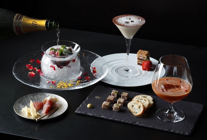 Palace Hotel Tokyo – Lounge Bar Privé Winter 2017-2018 Mariage Privé   H2