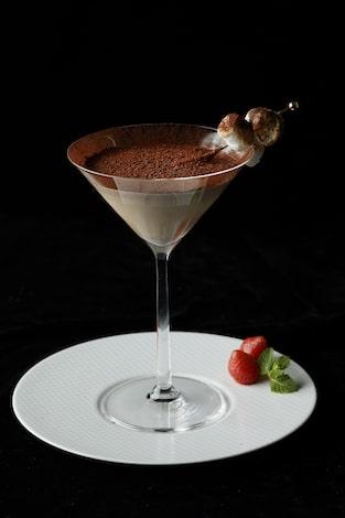 Palace Hotel Tokyo - Lounge Bar Privé's Valentine's 2018 Chocolate Martini