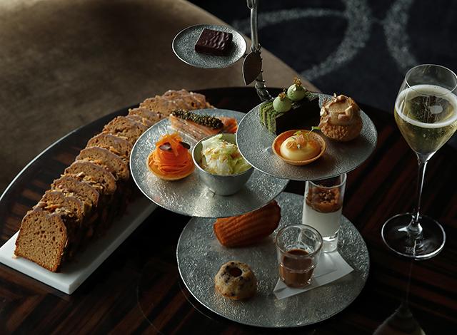 Palace Hotel Tokyo Lounge Bar Prive Autumn 2021 Afternoon Tea H2