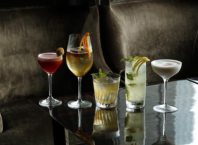 Palace Hotel Tokyo Lounge Bar Prive Autumn 2021 Tea Mocktails H2