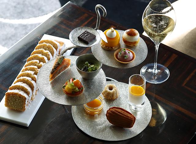 Palace Hotel Tokyo Lounge Bar Prive Summer 2021 Afternoon Tea II H2