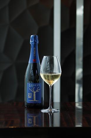 Palace Hotel Tokyo Lounge Bar Prive Summer 2021 Henri Giraud Brut Esprit Nature NV T2