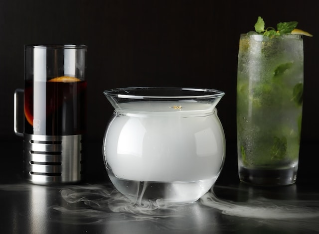 Palace Hotel Tokyo – Lounge Bar Prive Winter 2016 Prestige Cocktails – H2