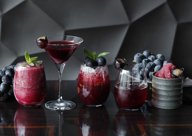 Palace Hotel Tokyo Lounge Bar Prives Autumn 2018 Cocktails H2