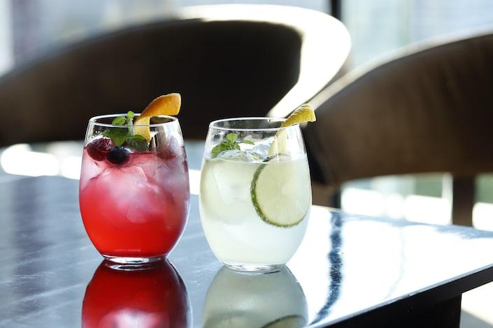 Palace Hotel Tokyo Lounge Bar Prives Spring 2018 Cocktails H2
