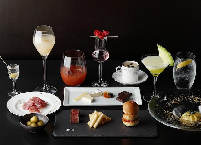 Palace Hotel Tokyo Lounge Bar Prives Summer 2018 Mariage Prive H2
