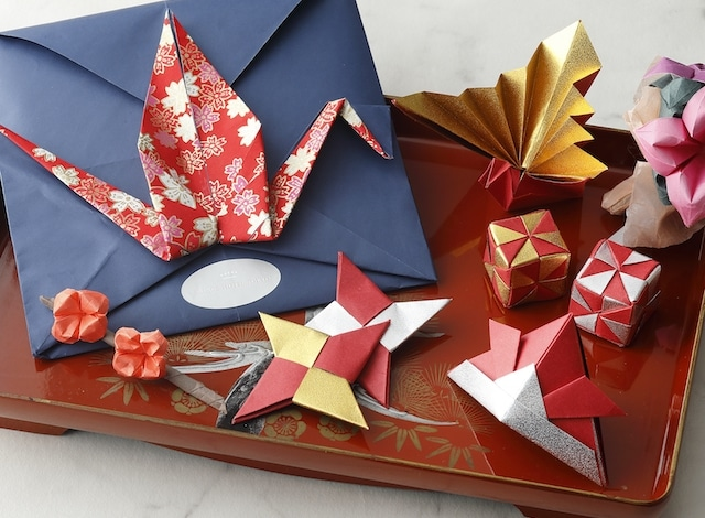Palace Hotel Tokyo – Origami – II – H2