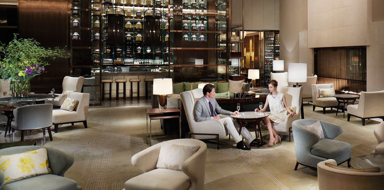 Best restaurants in Tokyo - Palace-Hotel-Tokyo-Palace-Lounge-Model