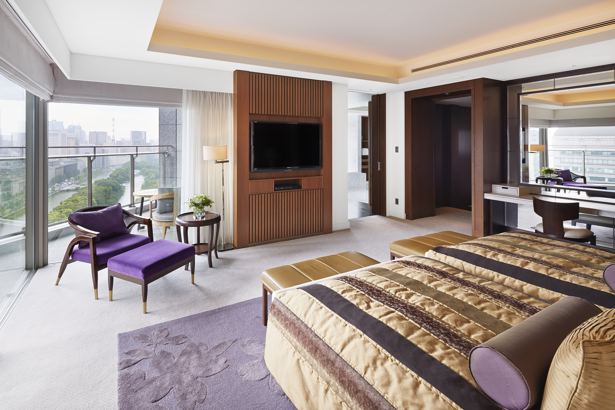 Palace suite | PalaceHotel Tokyo
