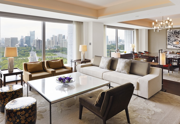Palace Hotel Tokyo – Palace Suite – Living Room – V – H2