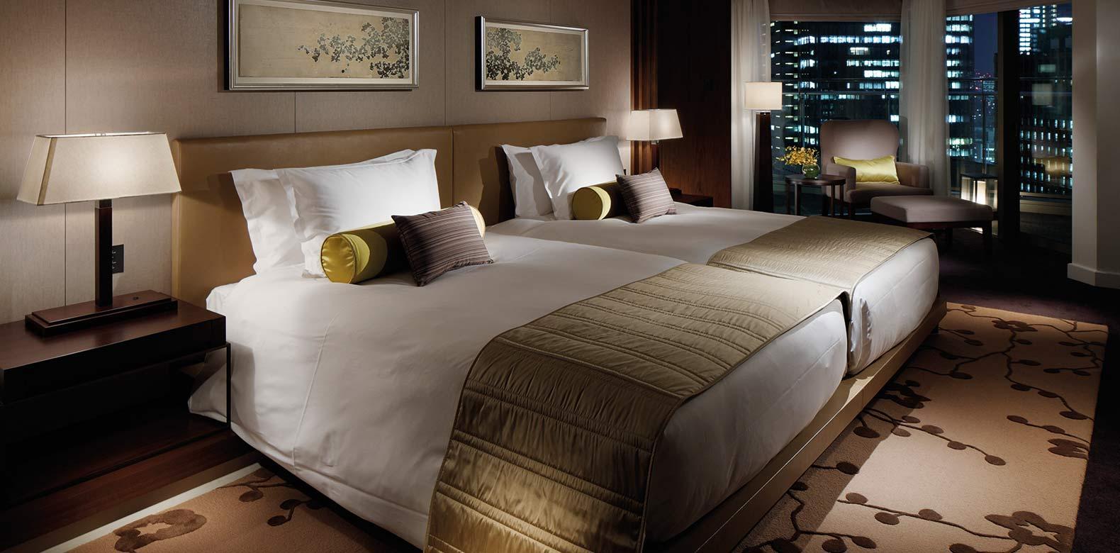 Palace Hotel Tokyo Park Suite1