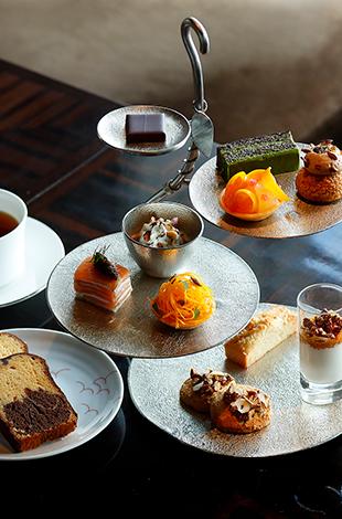Palace Hotel Tokyo Prive Autumn 2020 Autumn Afternoon tea T2