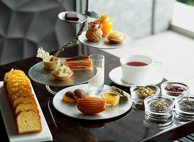 Palace Hotel Tokyo Prive Winter2020 Afternoontea H2