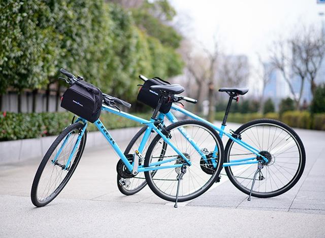 Palace Hotel Tokyo Rental Bicycles H2