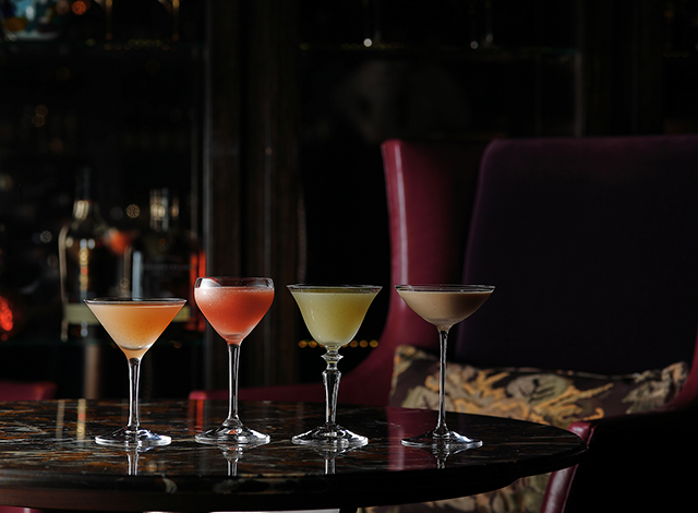 Palace Hotel Tokyo Royal Bar Autumn 2021 Seasonal Cocktails H2