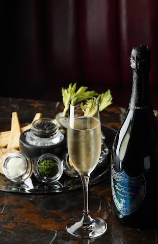 Palace Hotel Tokyo – Royal Bar's Winter 2017-2018 Dom Perignon Promotion
