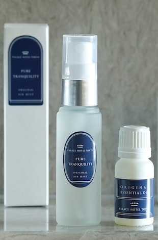Palace Hotel Tokyo Signature Fragrance 'Pure Tranquility' – Mist and Essential Oil – T2