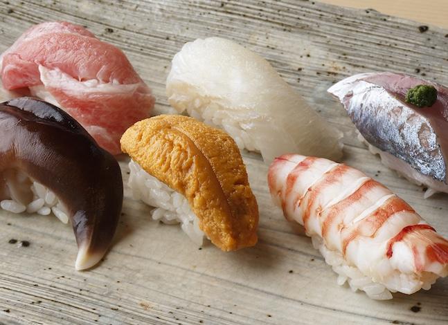 Tokyo sushi- Palace Hotel Tokyo – Sushi Kanesaka – H2