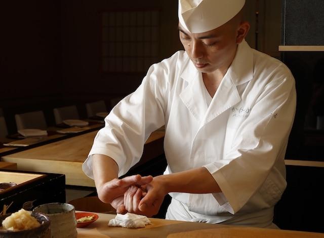 Palace Hotel Tokyo – Sushi Kanesaka – II – H2