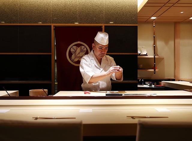 Palace Hotel Tokyo Sushi Kanesaka III H2